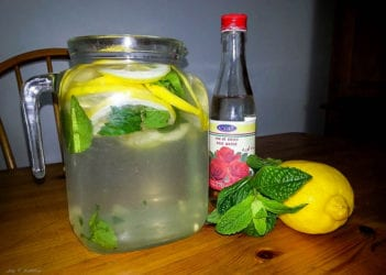 Staying Hydrated in Hot Weather – more than '8 glasses'