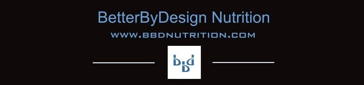 BetterByDesign Nutrition – Joy Y. Kiddie, MSc RD
