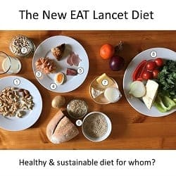 The New EAT Lancet Diet – healthy & sustainable for whom?